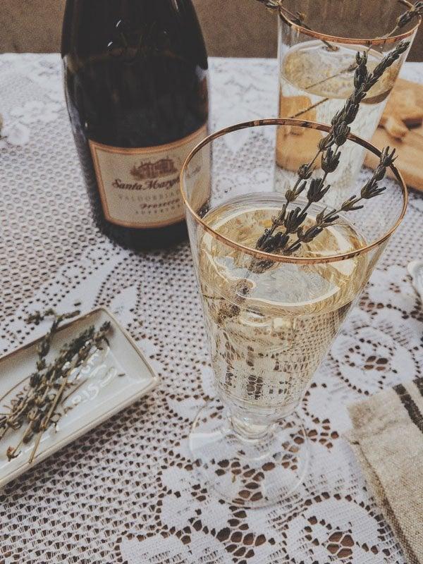 french provencal wedding
