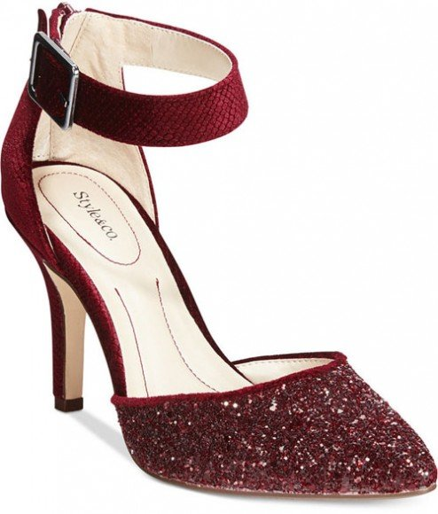Style & Co. Galaxy2 Evening Pumps, Only at Macy's • Style&Co. • $69.50