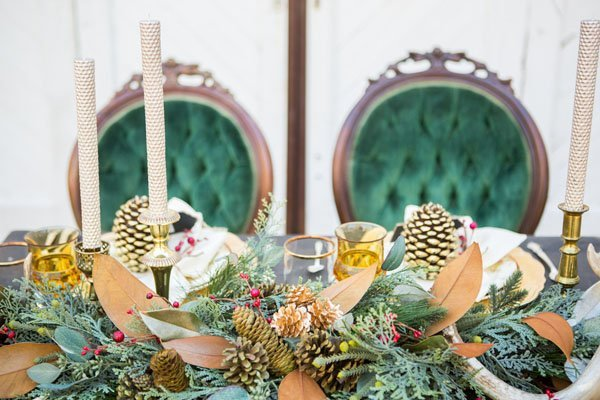 A Country Christmas Wedding