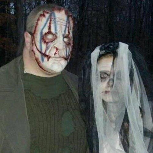Us in costume. :)