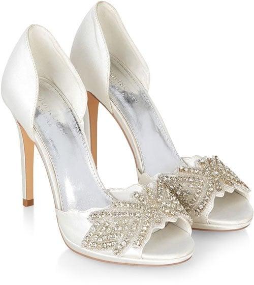 Monsoon Lola Jewel Encrusted High Shoe