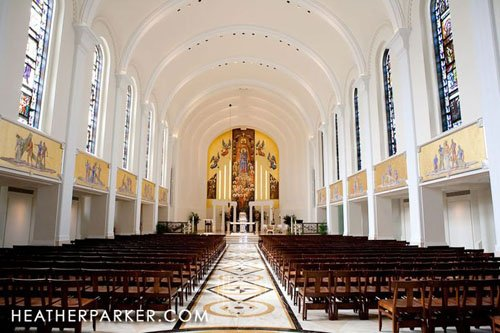 The Madonna Della Strada chapel