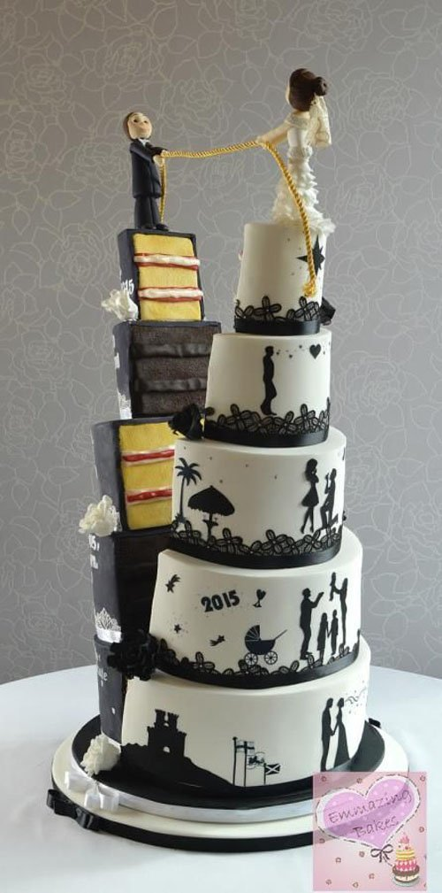 amazing wedding cake pics 14 seriously amazing wedding cakes 10708