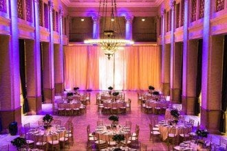 bently reserve wedding venue cost