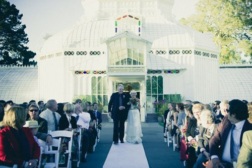 conservatory of flowers wedding venue