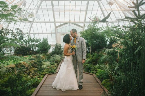 Wedding Venue Conservatory Of Flowers