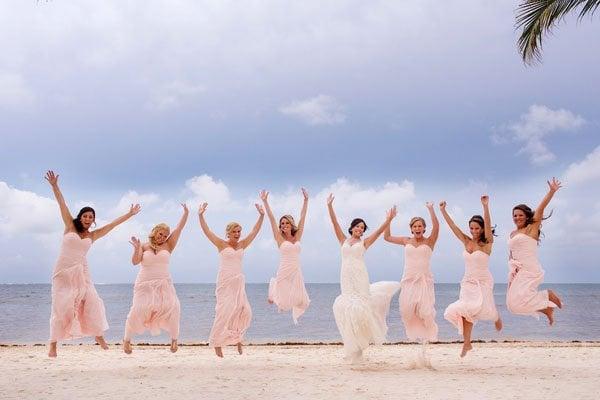 most popular time to plan a destination wedding