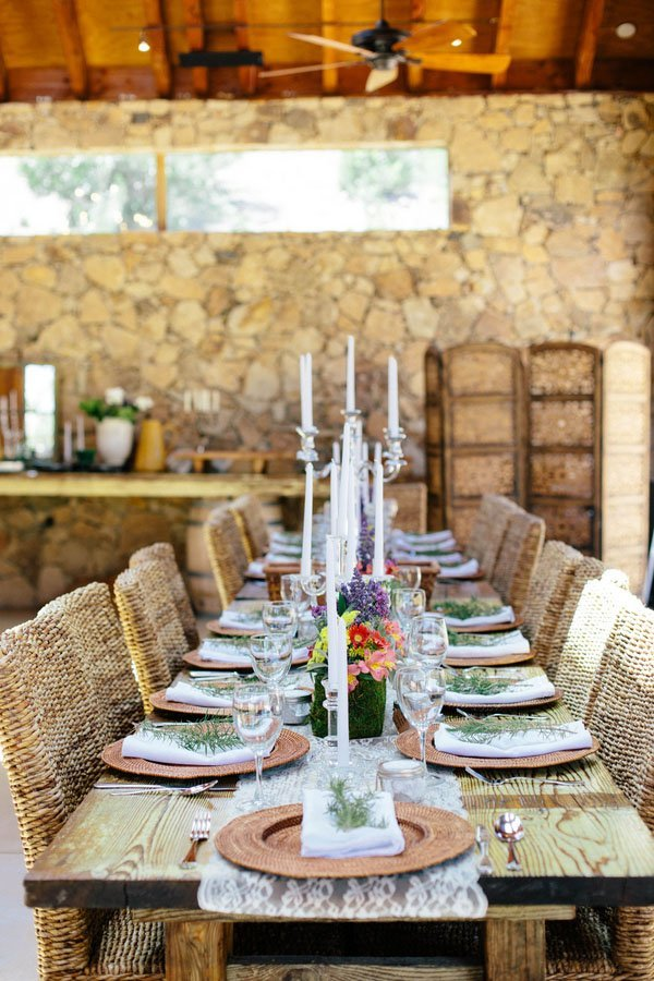 invite all out of town guests rehearsal dinner