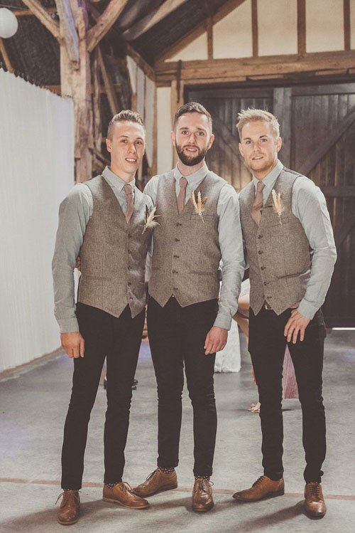 Men in Tweed