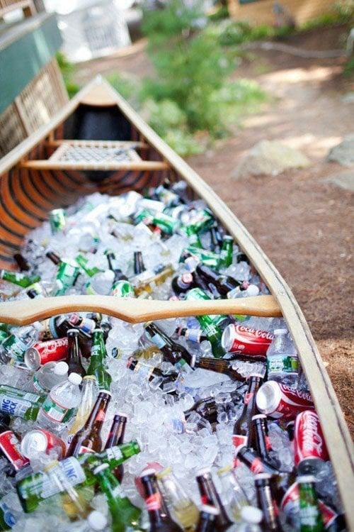 A Beverage Boat