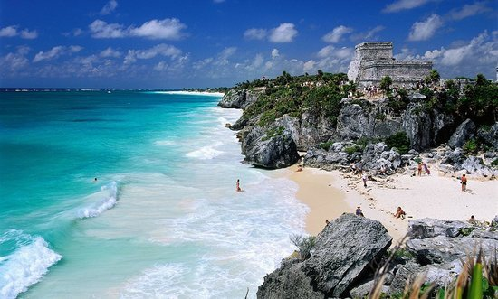 honeymoon in tulum
