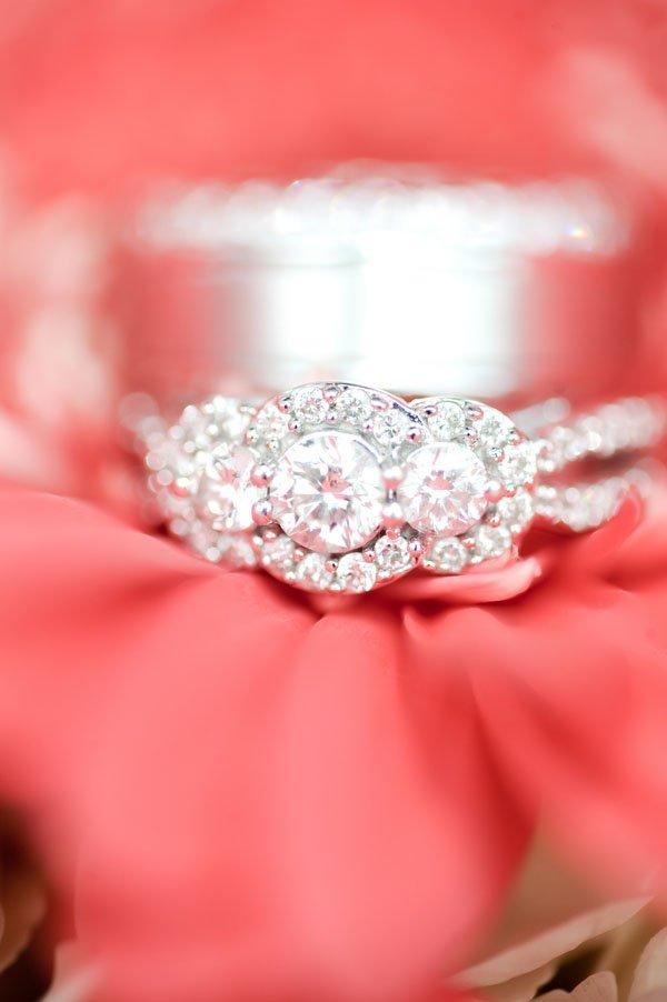 wedding ring finger