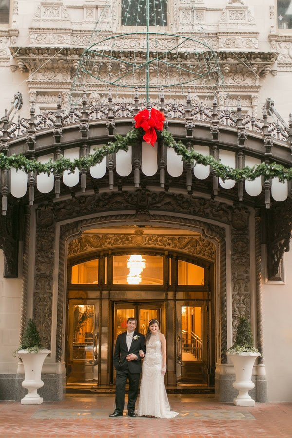 A Gorgeous New Orleans Wedding At The Roosevelt Hotel Woman