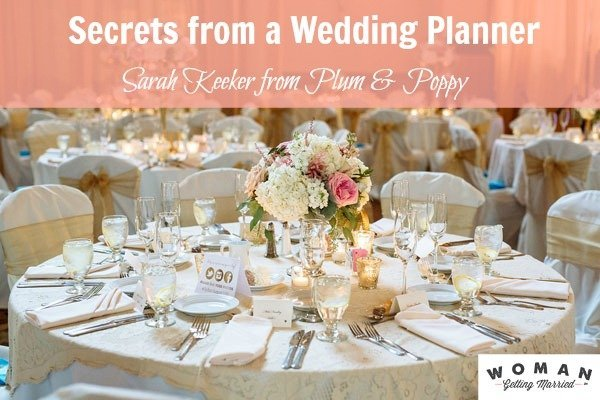 plum and poppy wedding planner