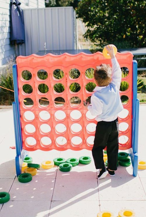 Giant (kid size) games