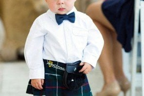 cute kids at weddings