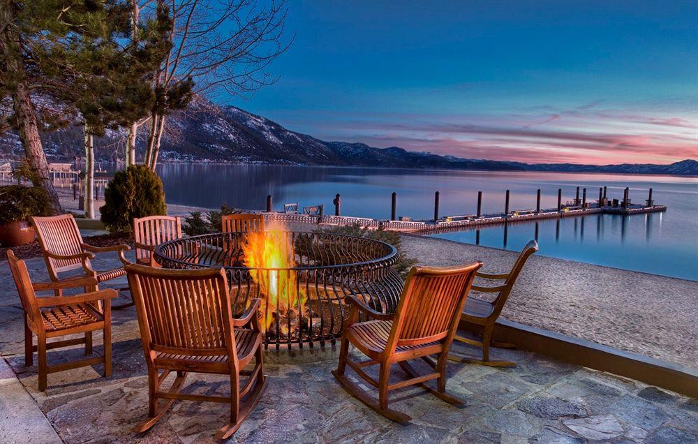 The Hyatt Regency Lake Tahoe