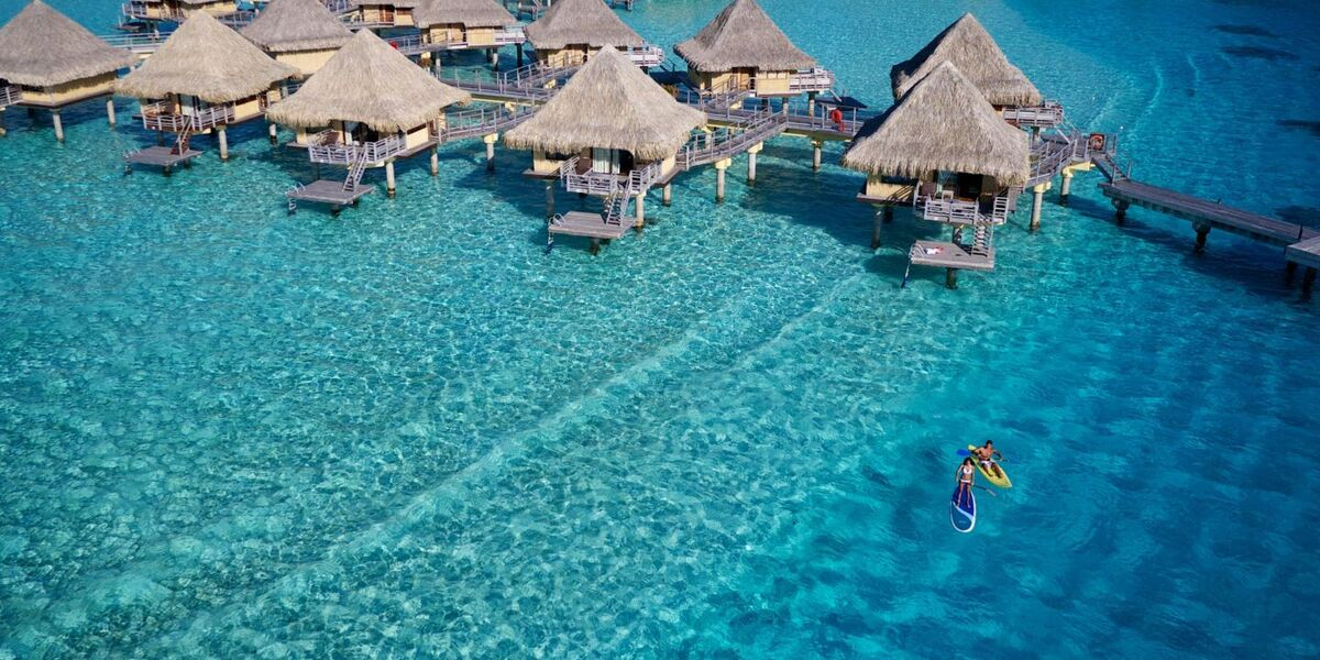 The Intercontinental Bora Bora