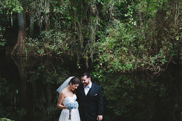 An Intimate Florida Wedding At Hillsborough River State