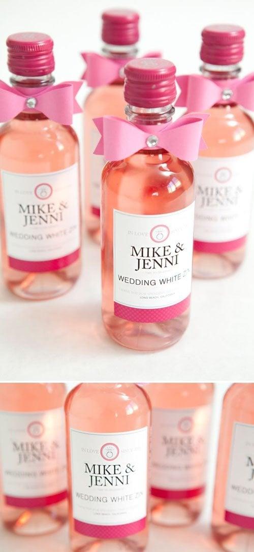 Mini Wine Bottles