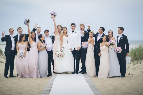 Your Wedding Party Guide Who Does What