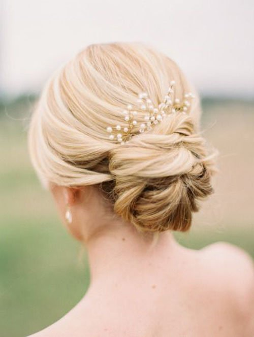 Spring Wedding Hairstyles
