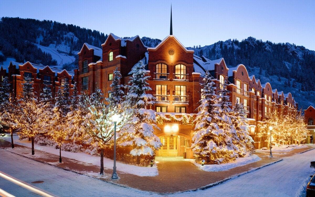 The St. Regis Aspen Resort