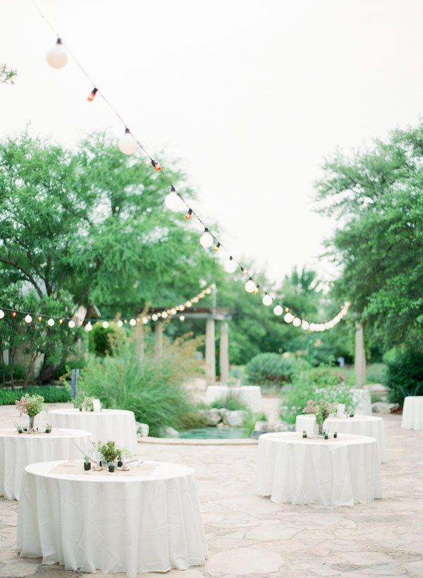 Nina & Don | Wedding at LBJ Wildflower Center in Austin