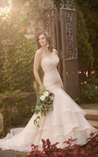 wedding dress designer essense of australia