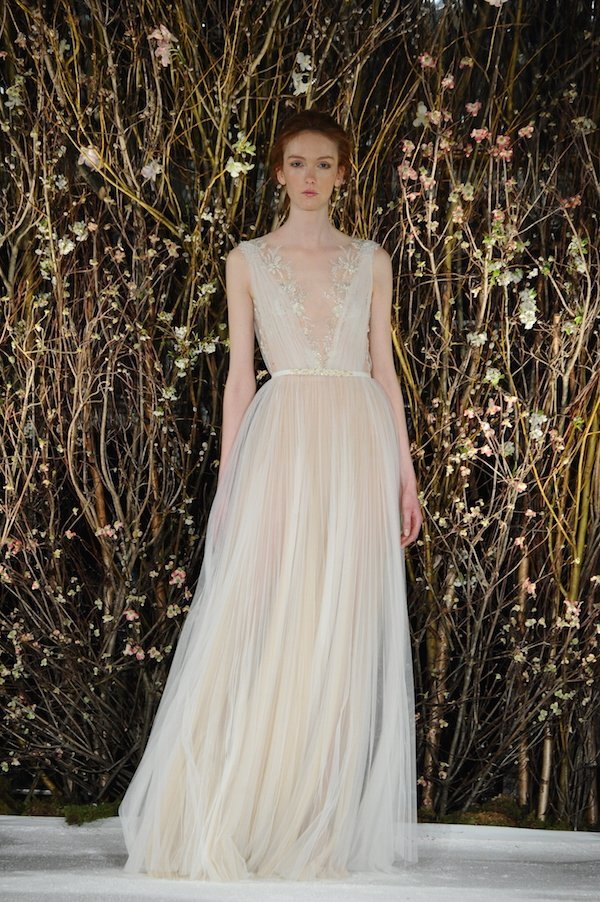 Directional Yet Demure Clothing For The Cool Modern Woman: The Next Big Wedding Dress Trends
