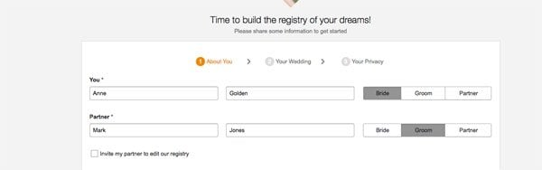 We review the new amazon wedding registry amazon wedding registry review 001 malvernweather Image collections