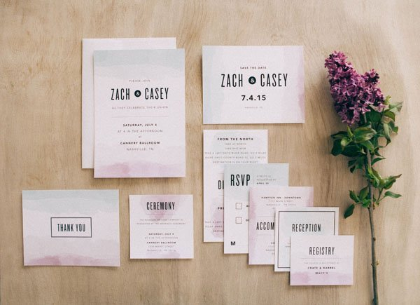 everything i learned from mailing my wedding invitations | woman,