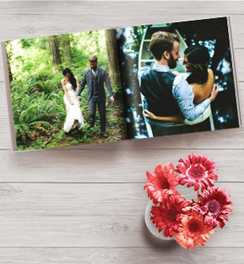 Top Photo Book: The Best Online Wedding Photo Albums For Every Budget