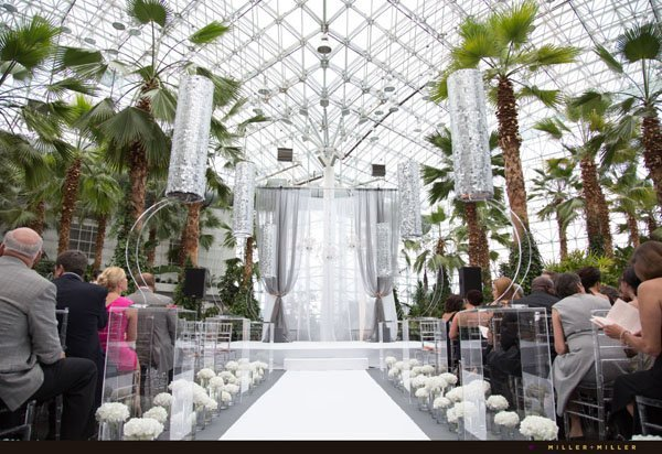 Wedding Venue Review The Crystal Gardens Navy Pier