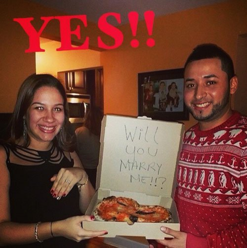 Awesome Pizza Proposals
