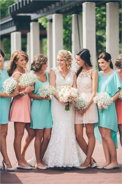 Spring wedding colors were obsessing over spring wedding colors best 006 junglespirit Gallery