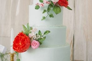 Spring Wedding Colors We're Obsessing Over