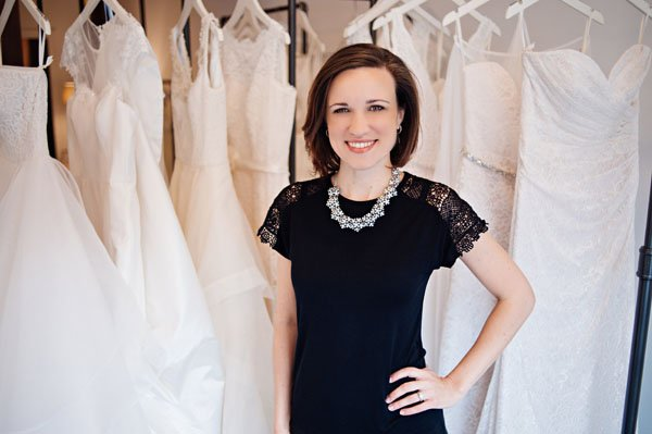 Malinda Macari of Your Dream Bridal