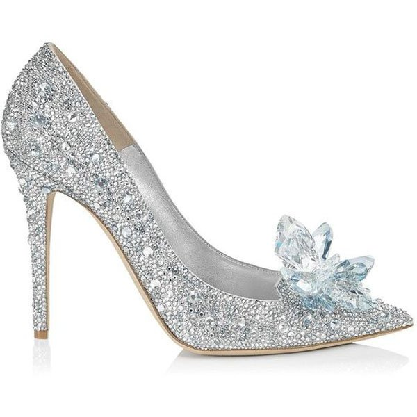 Jimmy Choo via Disney Style