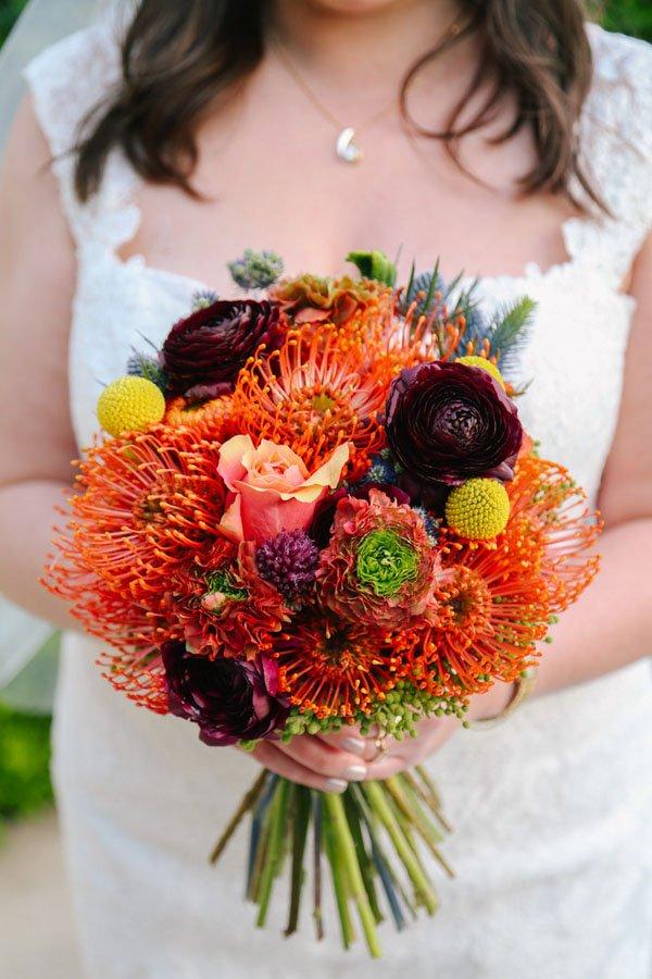 wedding flowers by season