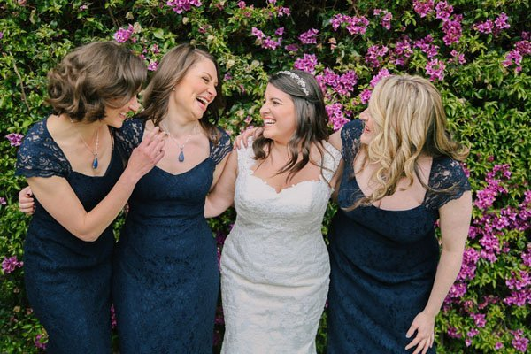 when to ask your bridesmaids