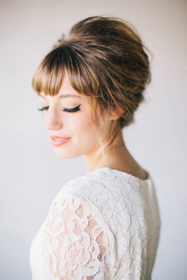 Pleasing 12 Vintage Wedding Hairstyles We Love Short Hairstyles For Black Women Fulllsitofus