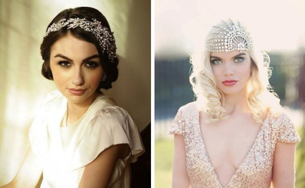 12 vintage wedding hairstyles we love junglespirit Image collections