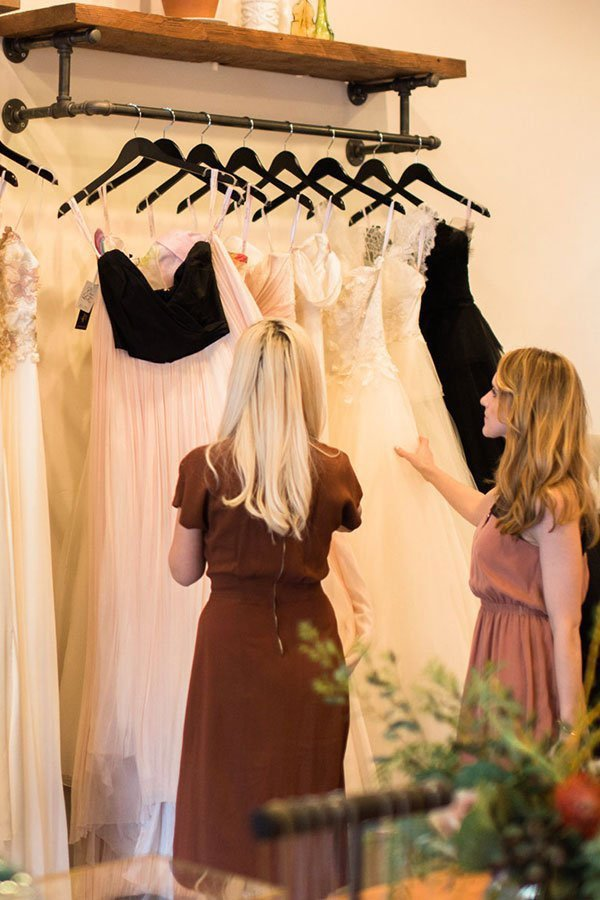 5 awesome los angeles wedding dress boutiques woman getting married bride boutique junglespirit Gallery