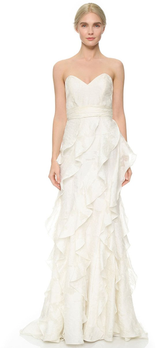 19 dresses under 600 that would wow at your wedding With wedding dresses under 600