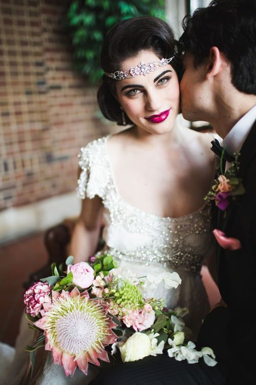 Classic Wedding Makeup Looks