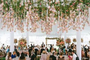 15 Amazing Ideas for Wedding Tents