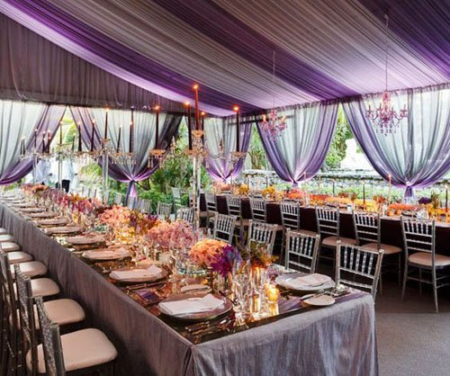 15 amazing ideas for gorgeous wedding tents wedding tents junglespirit Choice Image