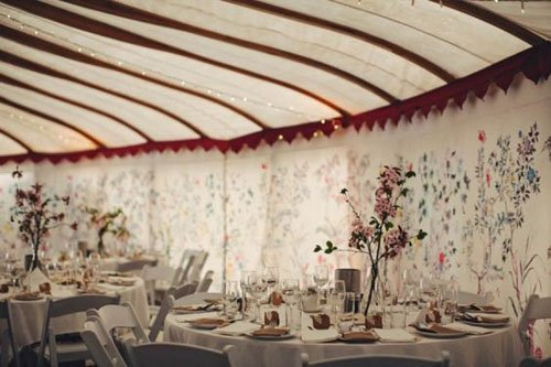 wedding tents & 15 Amazing Ideas for Gorgeous Wedding Tents
