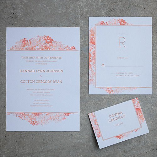 Nautical Wedding Invitation Template with luxury invitation example